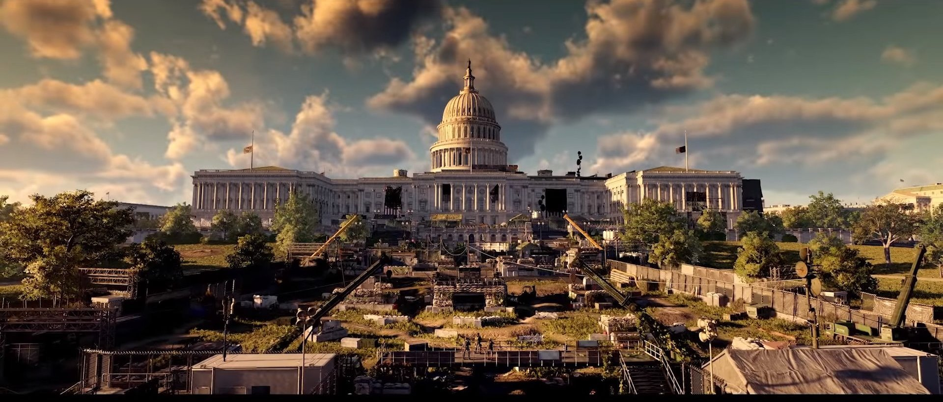 New trailer shines on The Division 2's endgame Header Image