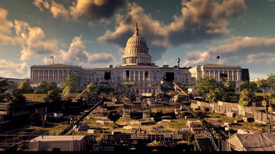 New trailer shines on The Division 2's endgame