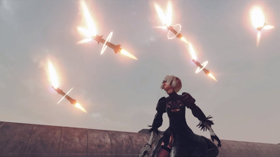 NieR:Automata GotY Edition released