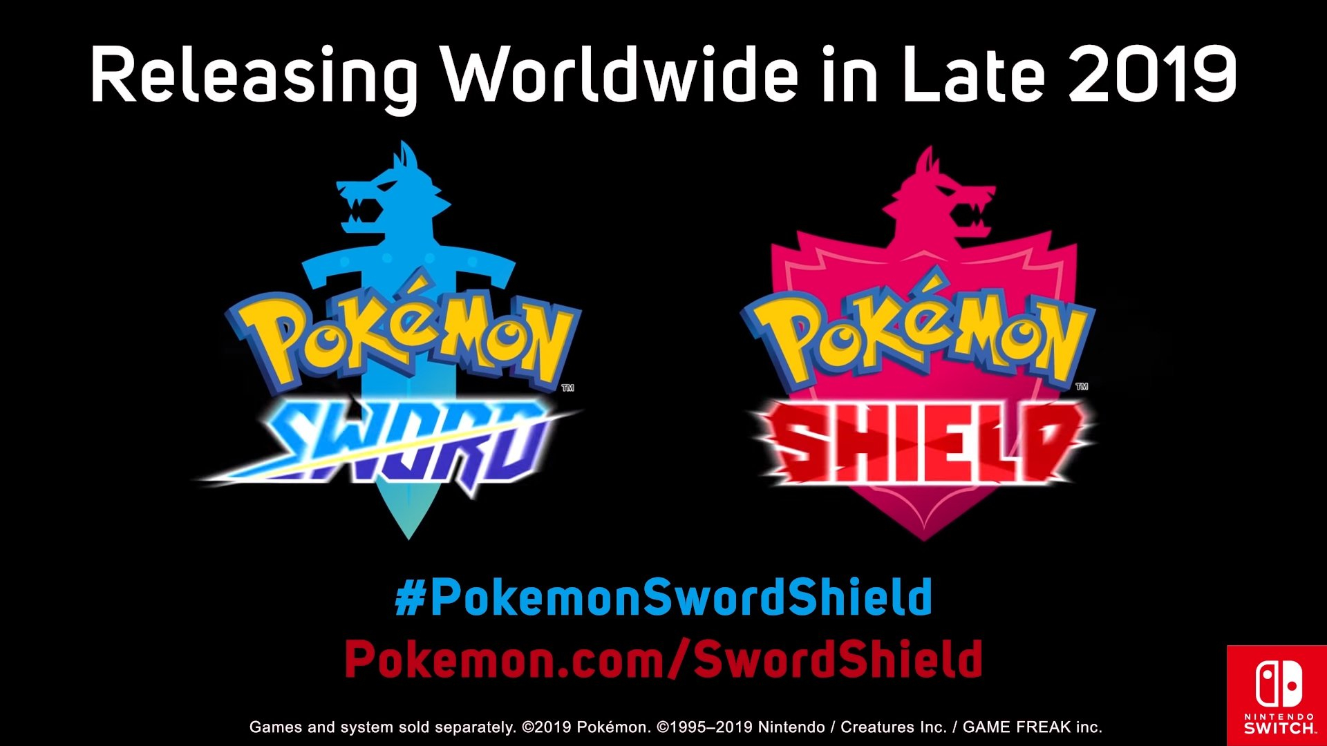 Pokemon Sword & Shield announced for Switch Header Image