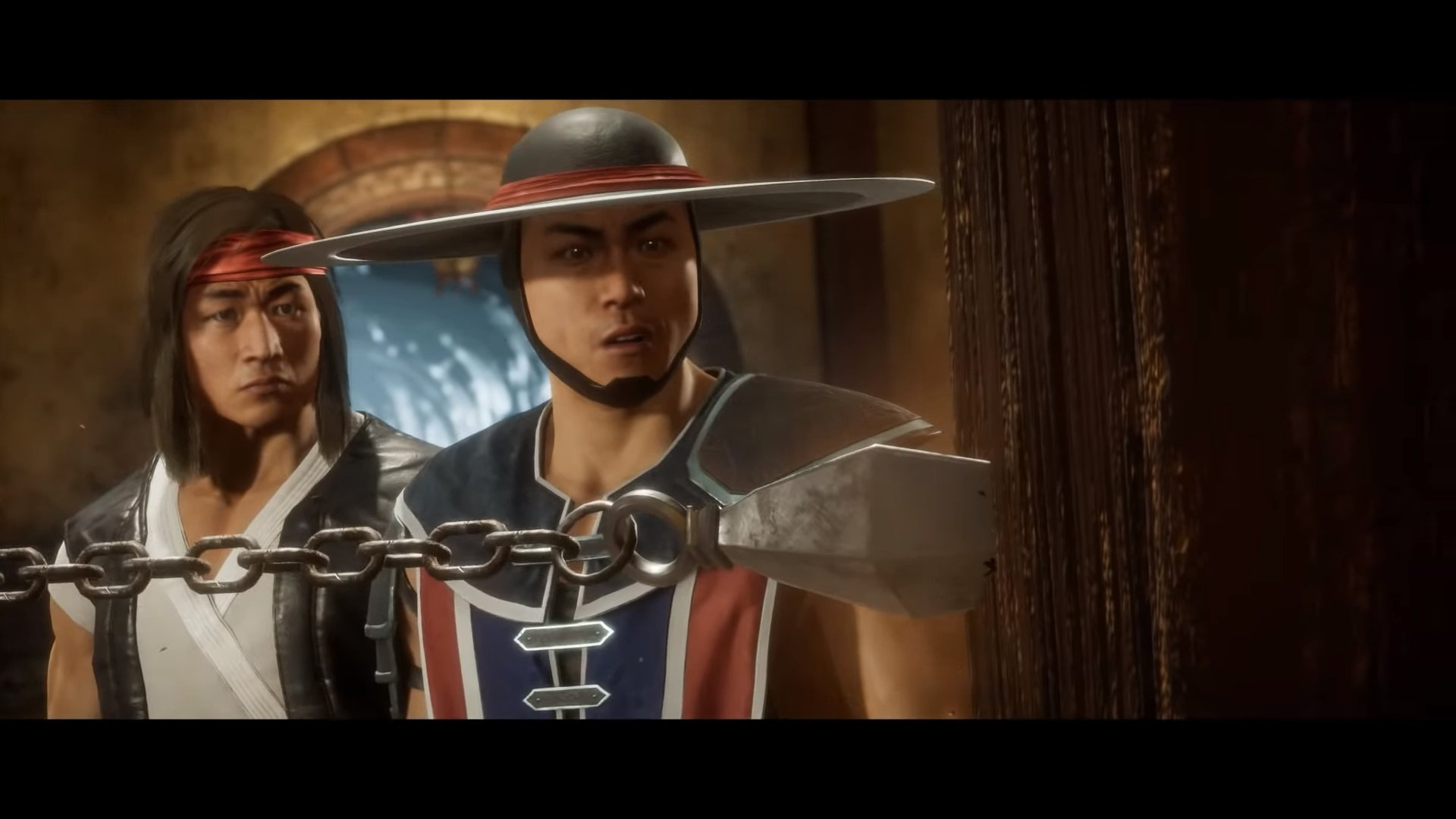 Past & present collide in new Mortal Kombat 11 trailer Header Image