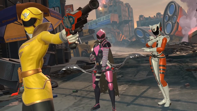 New trailer for Power Rangers: Battle for the Grid surfaces Thumbnail