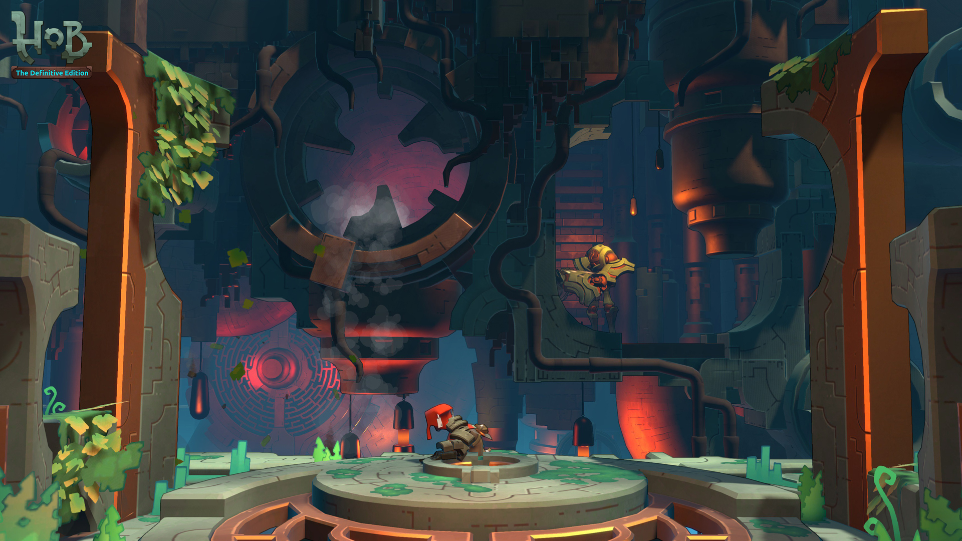 Hob: The Definitive Edition lands on Nintendo Switch Header Image