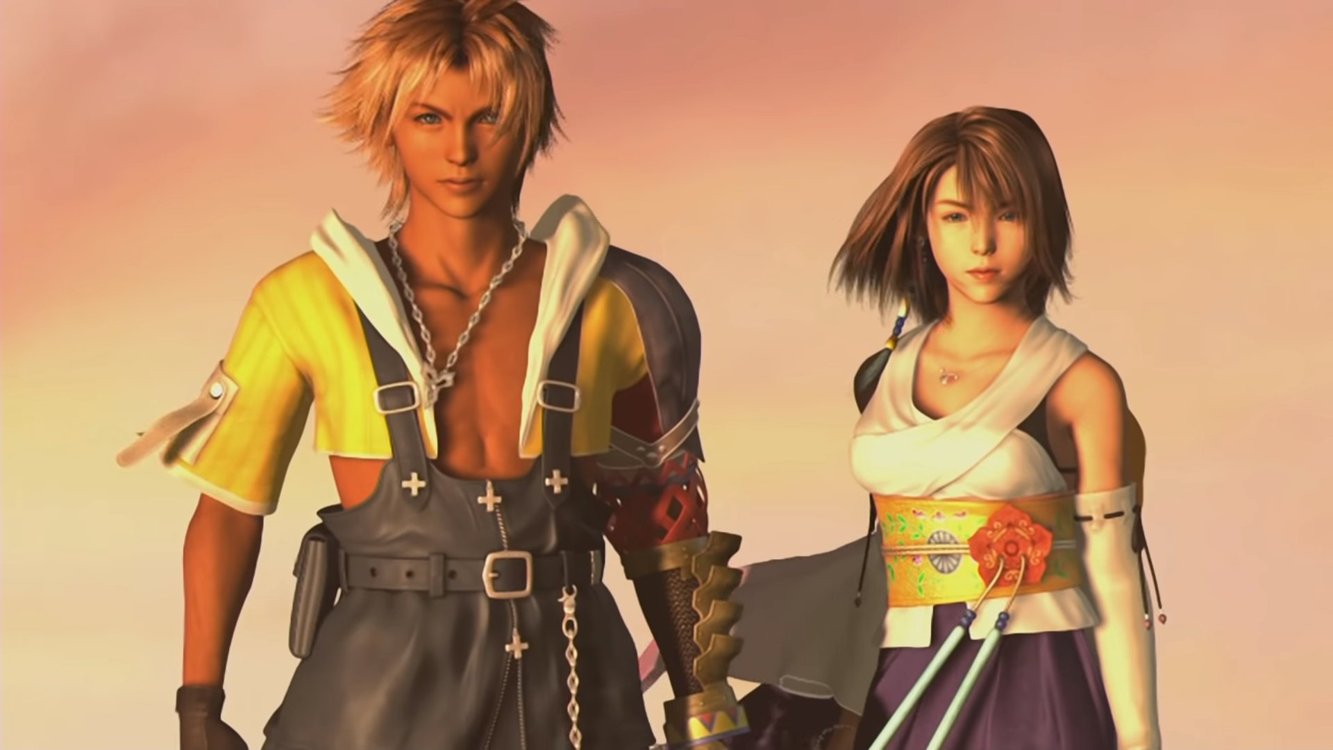 Final Fantasy X/X-2 HD Remaster Switch, XB1 Trailer Header Image
