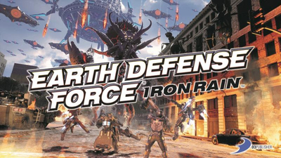 Earth Defense Force: Iron Rain released for PlayStation 4 Thumbnail