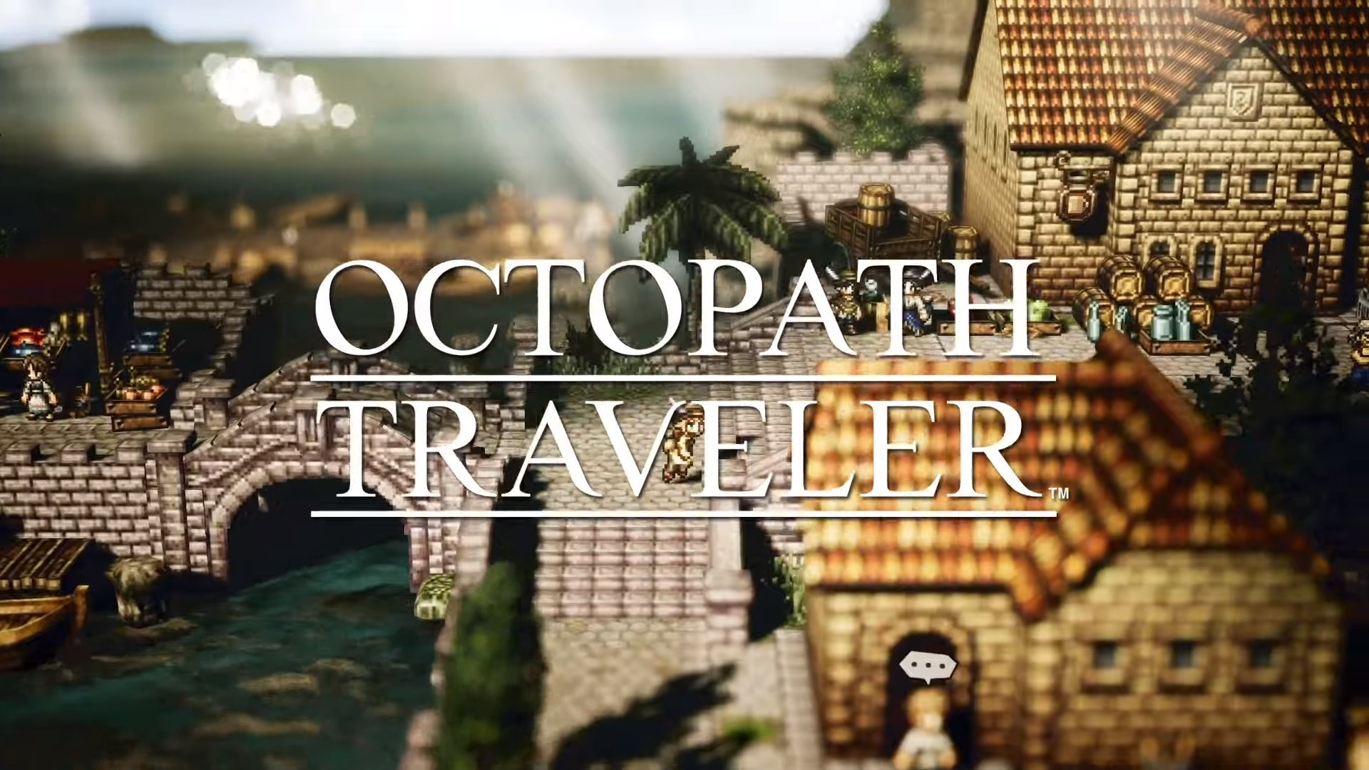 Octopath Traveler Headed to PC in June Header Image