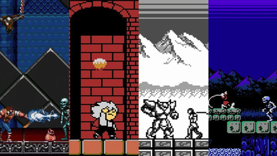 Konami adds new games to the Castlevania Anniversary Collection