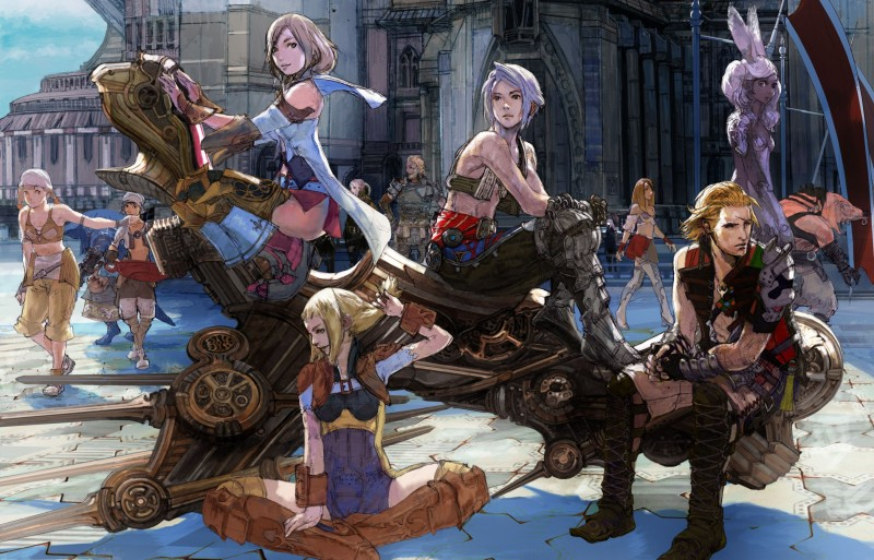 Final Fantasy XII The Zodiac Age now out for Switch & XB1 Header Image