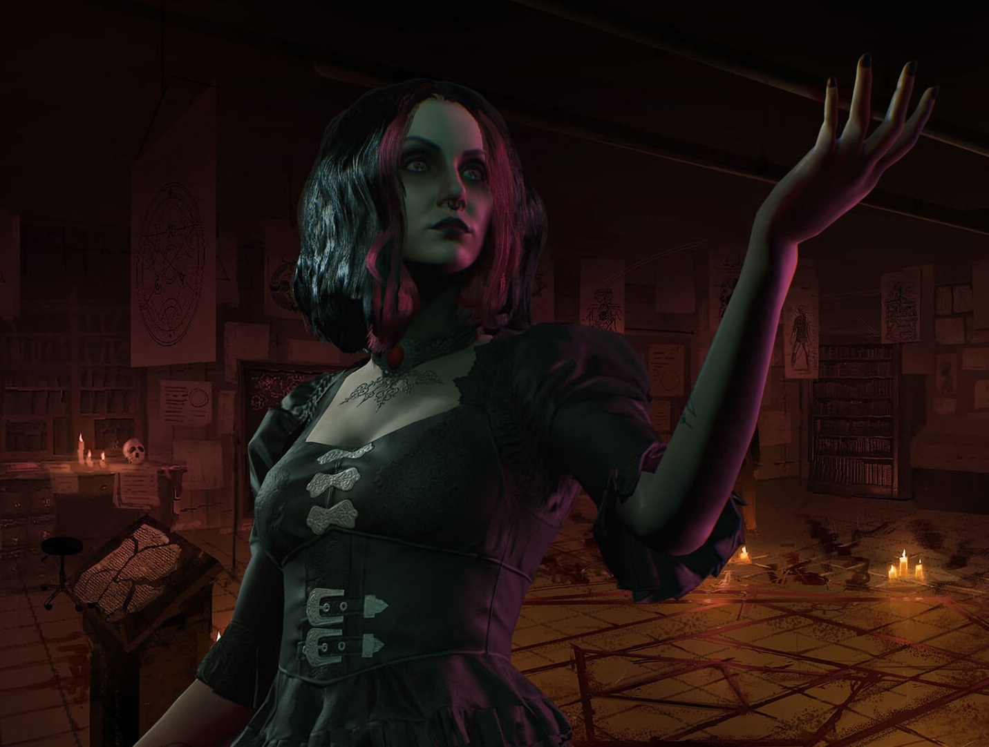 Vampire: The Masquerade - Bloodlines 2 - the Tremere Clan Header Image