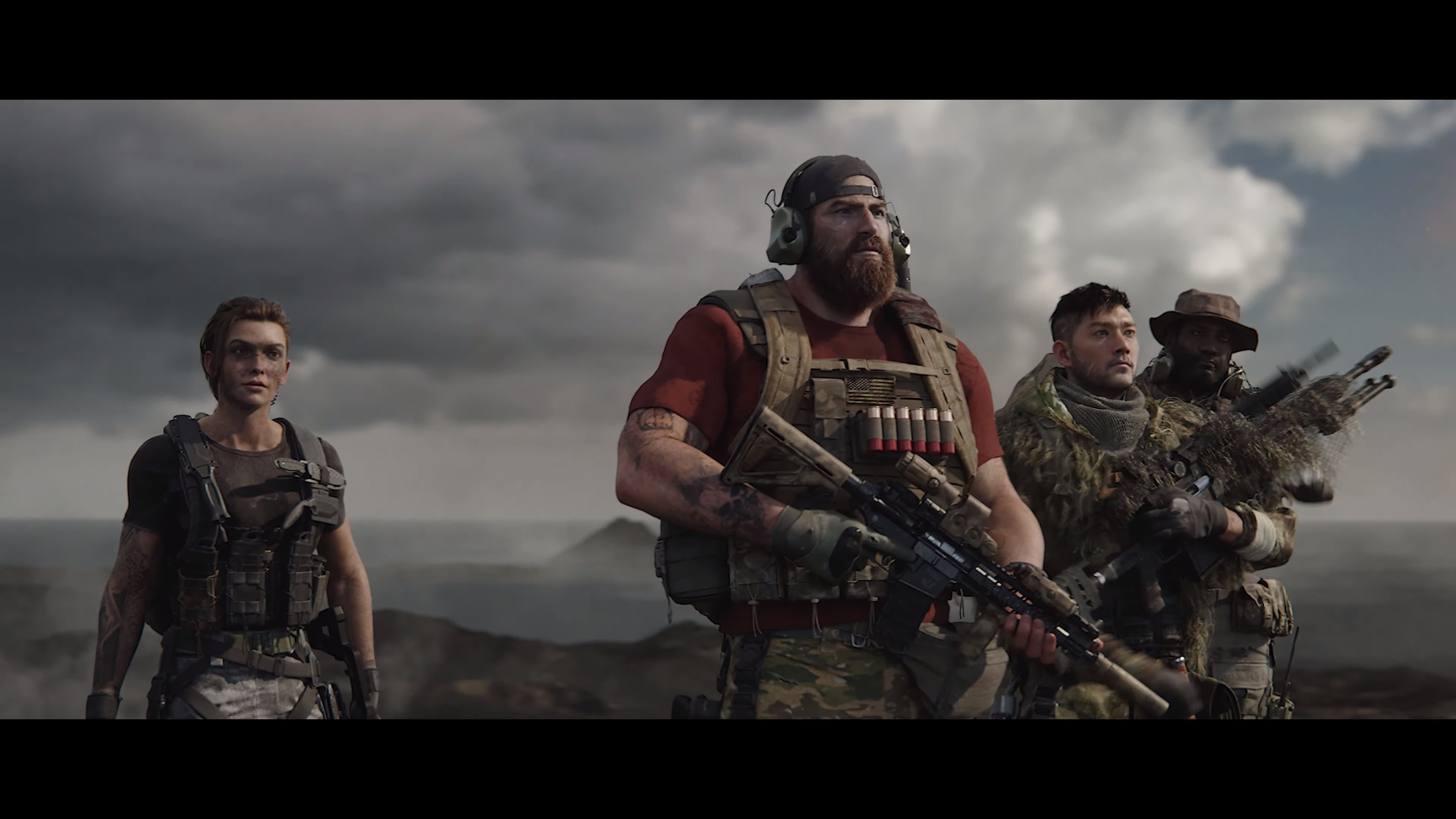 Ubisoft announces Ghost Recon Breakpoint Header Image