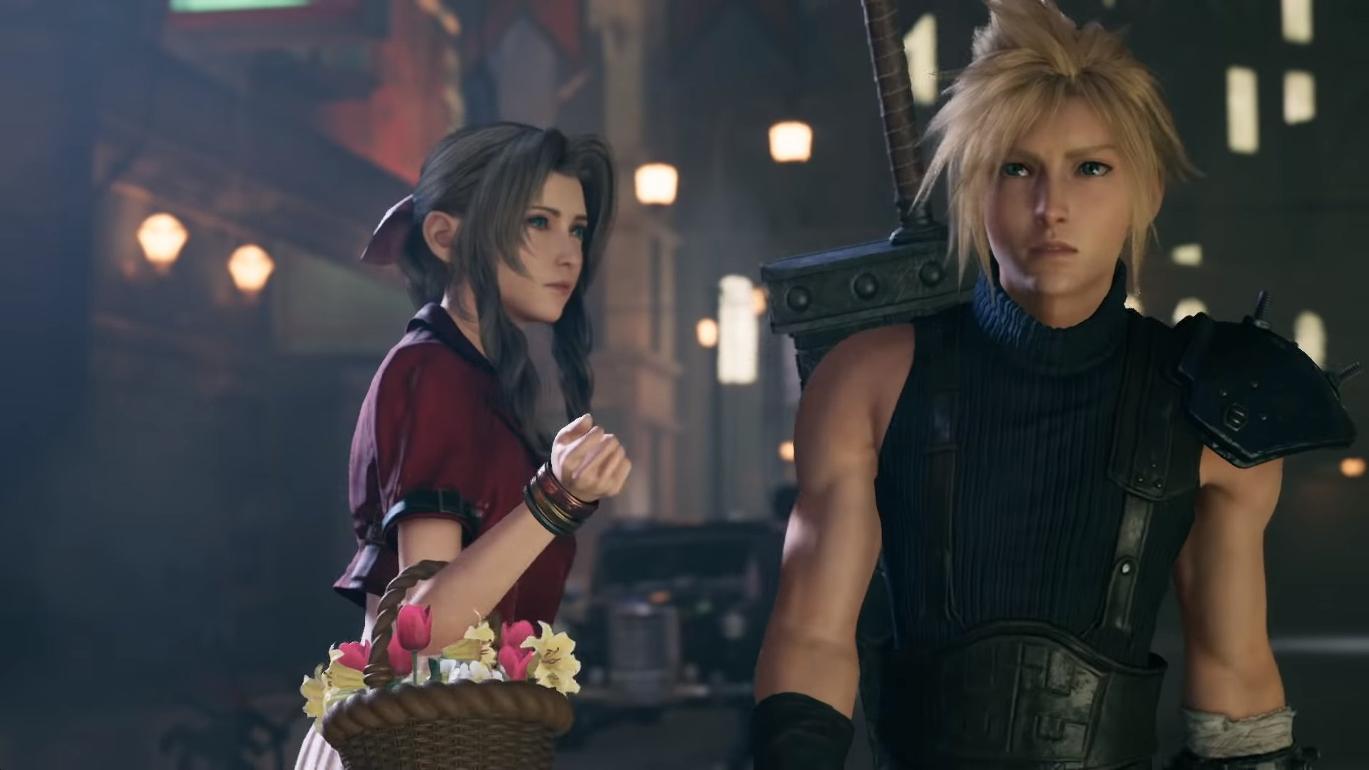 Final Fantasy VII Remake trailer surfaces with a promise of more to come Header Image