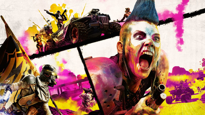 RAGE 2 reviews have arrived!