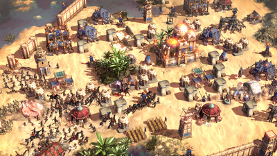 Conan Unconquered RTS system specs revealed