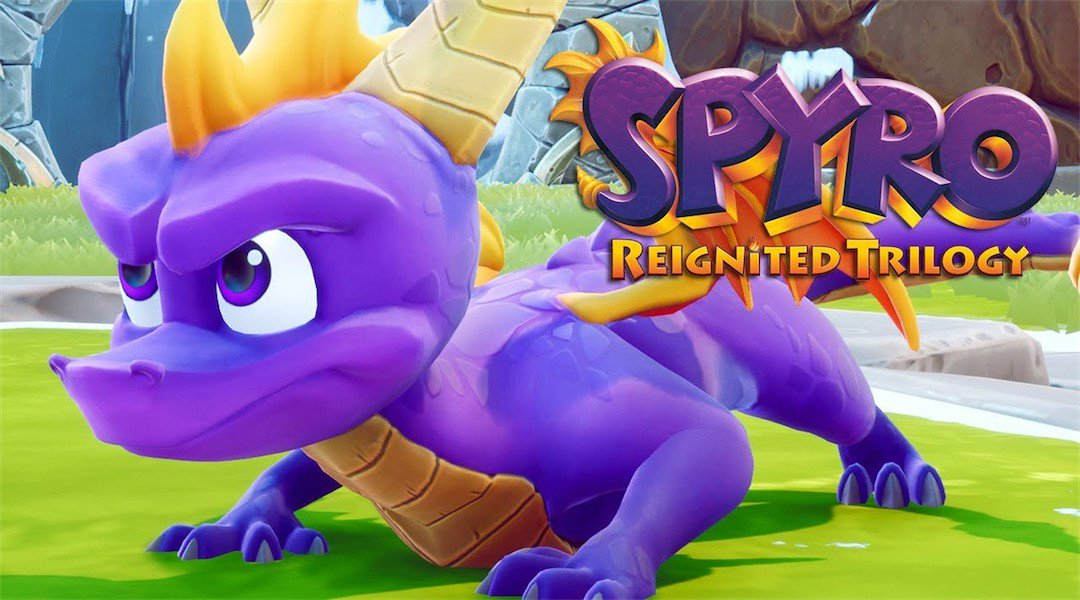 Spyro Reignited Trilogy headed to PC Header Image