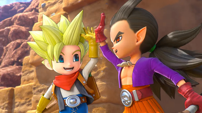 PS4 players can try out a Dragon Quest Builders 2 demo!