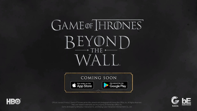 Game of Thrones Beyond the Wall announced Thumbnail