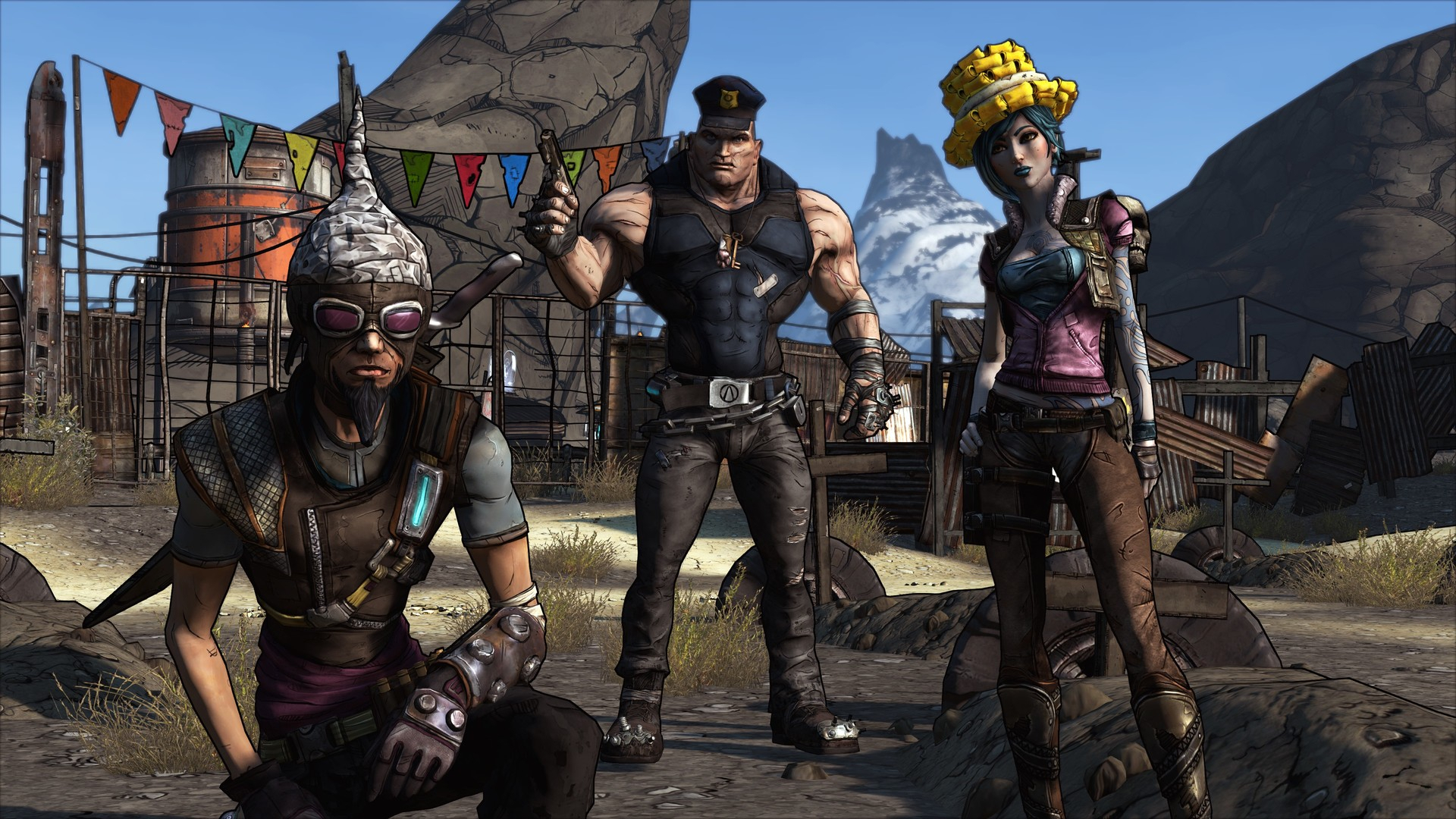 Original Borderlands game is F2P all weekend Header Image