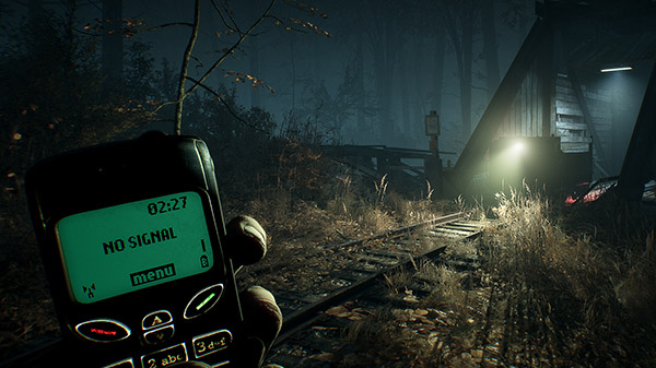 The thrills & chills of Blair Witch gameplay Header Image