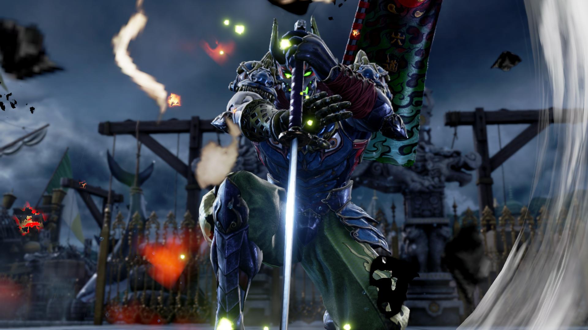 Yoshimitsu Returns In Soulcalibur 6 Opencritic