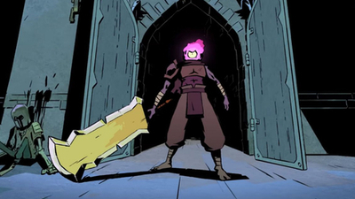 Dead Cells gets a slick animated trailer in advance of leaving Early Access | PC Gamer