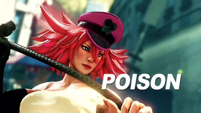 Poison, Lucia, and E. Honda are Coming to Street Fighter 5: Arcade Edition - IGN