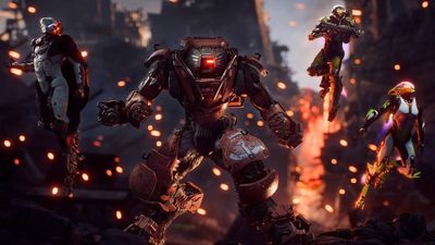 EA is Overhauling Anthem With Help From Their Other Developers - IGN