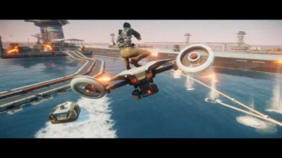 Just Cause 4: Danger Rising DLC Gets Release Date In Bombastic New Trailer