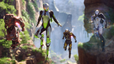 Anthem Sales Open Strong In The US, Second-Biggest BioWare Release Ever For First Month