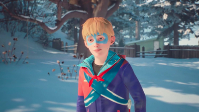 The Awesome Adventures of Captain Spirit is a lovely prelude to Life Is Strange 2