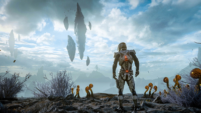 BioWare dev opens up about Mass Effect: Andromeda reception | PC Gamer