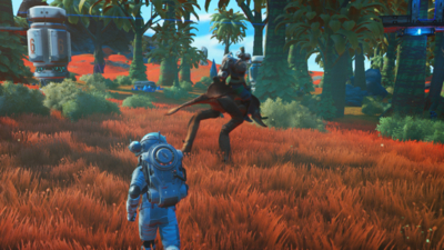 No Man's Sky: Beyond Getting Physical Disc Release