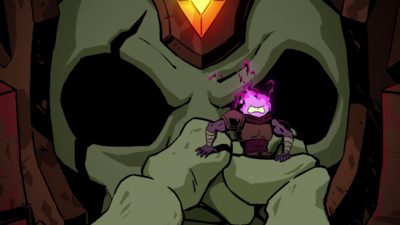 Dead Cells Releases Rise Of The Giant DLC On Consoles With New Animated Trailer