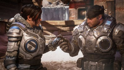 Gears 5 Dev Explains Why They Refused To Compromise On Frame Rate - GameSpot