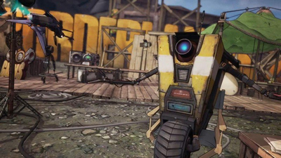 Borderlands: Game of the Year Edition goes up for preorder at GameStop