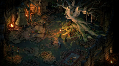 Pillars Of Eternity: Complete Edition Is Coming To Switch Next Month