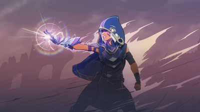 Spellbreak Brings A Magic Touch To A Fortnite-Like Battle Royale - GameSpot