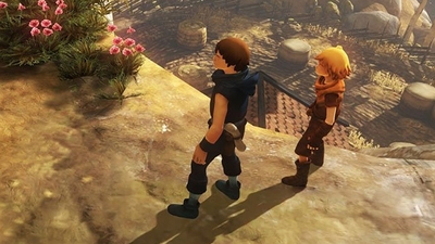 Wonderful fantasy adventure Brothers: A Tale of Two Sons is coming to Switch next week