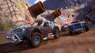 Onrush Free to Play This Weekend on PS4