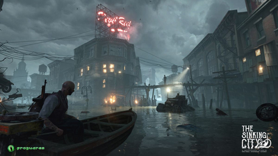 "The Sinking City delayed until June to give players ""breathing space"""