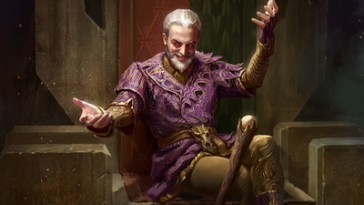 The Elder Scrolls: Legends' next expansion will feature the Daedric Prince of Madness | PC Gamer