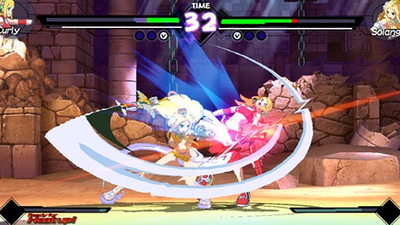 Blade Strangers Crossover Fighting Game Western Release Date Announced