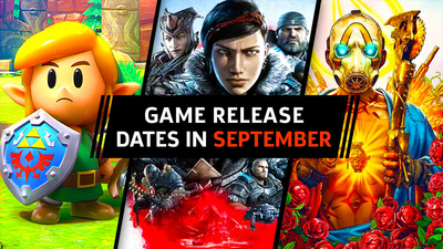 Game Release Dates In September 2019: PS4, Nintendo Switch, Xbox One, And PC - GameSpot