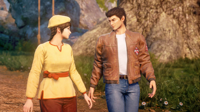 Shenmue III pushed back to November 19