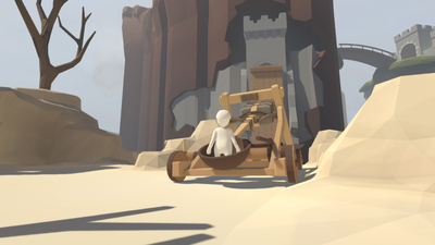 Bizarre physics puzzler Human: Fall Flat now has Steam Workshop support
