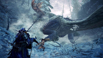 Monster Hunter: World - Iceborne lists new weapons in new trailers