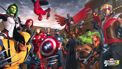 Marvel Ultimate Alliance 3's New DLC Characters Revealed At Comic-Con 2019