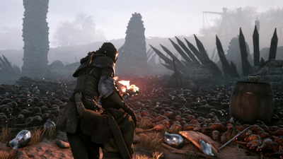 Watch Eight Minutes Of New Gameplay From A Plague Tale: Innocence