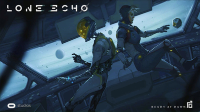 Lone Echo's Olivia Rhodes is VR's best character yet