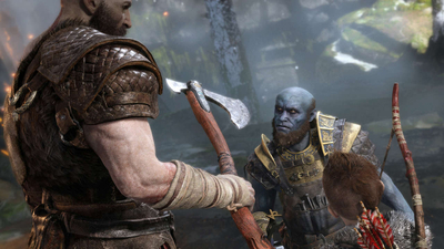 God Of War Wins Game Of The Year At GDC Awards