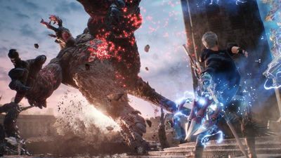 Capcom Will Continue To Use The Same Engine That Powered Devil May Cry 5 And Resident Evil 2